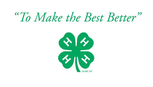 To Make the Best Better - 4H