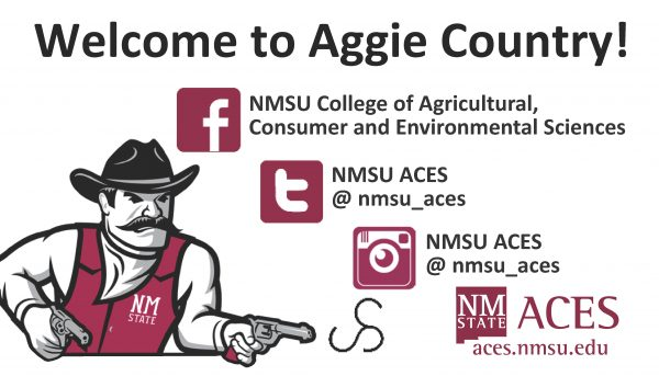 NMSU College of Agricultural, Consumer and Environmental Sciences