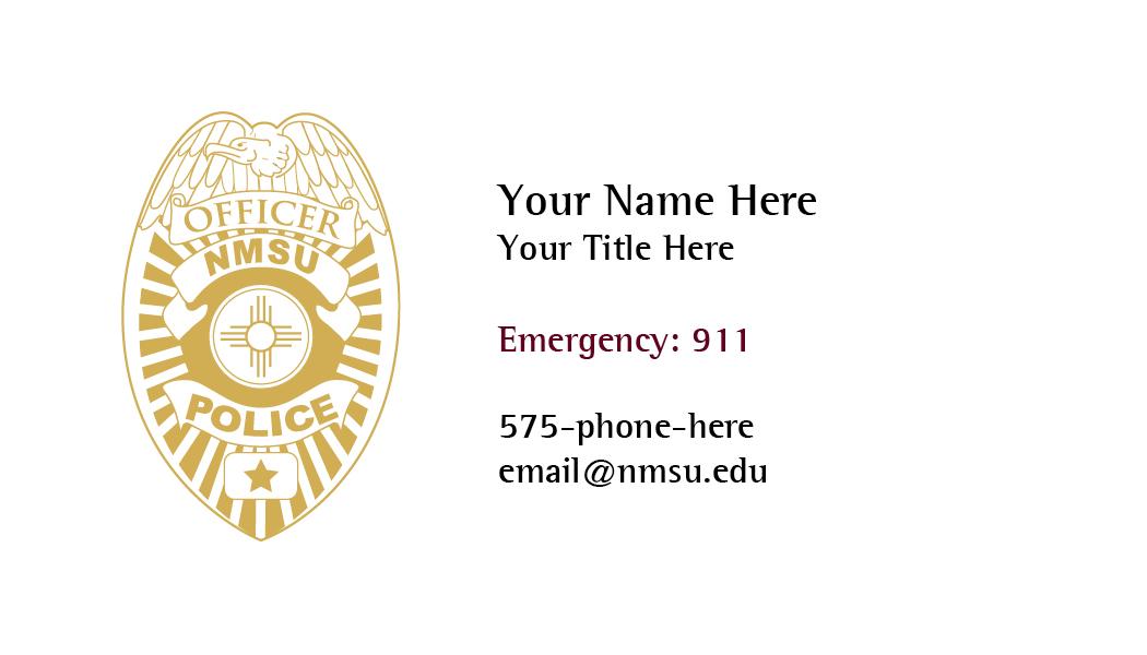 NMSU Police Department